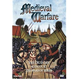 Medieval Warfare Boxed Set - The Crusades, Agincourt, Wars of the Roses