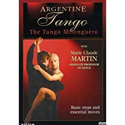 Argentine Tango - Tango Milonguero / Marie Claude Martin