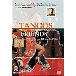 Tangos Among Friends / Daniel Barenboim, Carlos Gardel