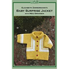 Knitting: The Baby Surprise Jacket