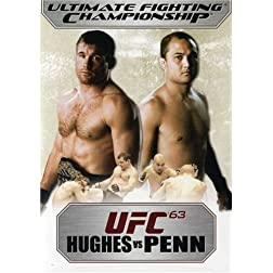 Ultimate Fighting Championship, Vol. 63 - Hughes vs Penn