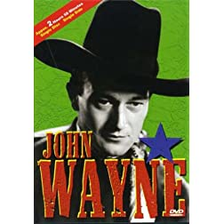 John Wayne Movies (3pc) (Bond B&W Col)