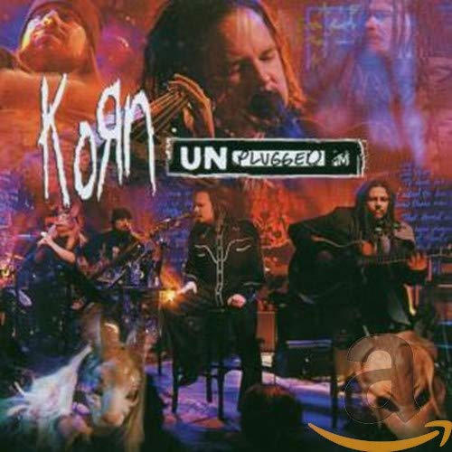 Mtv Unplugged by Korn album cover
