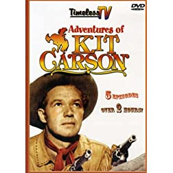 Adventures of Kit Carson (2pc) (B&W)