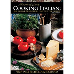 Cooking Italian, Vol. 2: The Cuisine of Southern Italy and the Islands