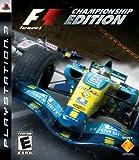 【輸入版:北米】Formula One Championship Edition