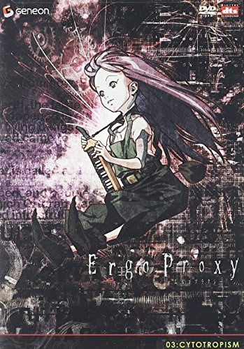 Ergo Proxy Vol. 3-Cytopropism