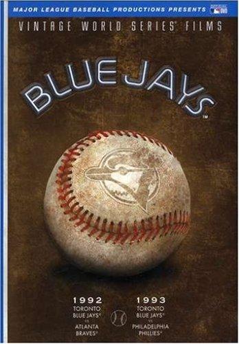 MLB Vintage World Series Films - Toronto Blue Jays 1992 & 1993