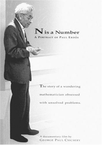 N Is a Number: Portrait of Paul Erdos