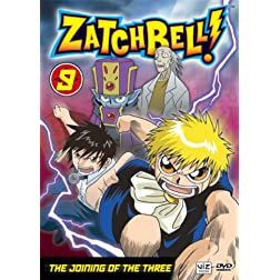 Zatch Bell, Vol. 9