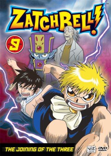 Zatch Bell, Vol. 9