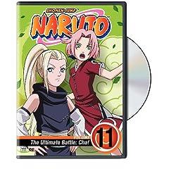 Naruto, Vol. 11 - The Ultimate Battle - Cha!