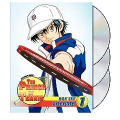The Prince of Tennis Box Set, Vol. 1