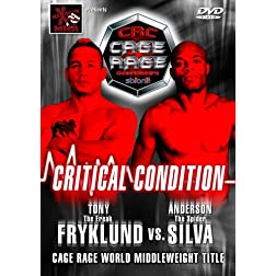 Maximum MMA Presents: Cage Rage 16 - Critical Condition