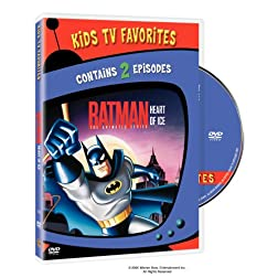 Batman The Animated Series - Secrets of the Caped Crusader, Vol. 2 (Kids TV Favorites)