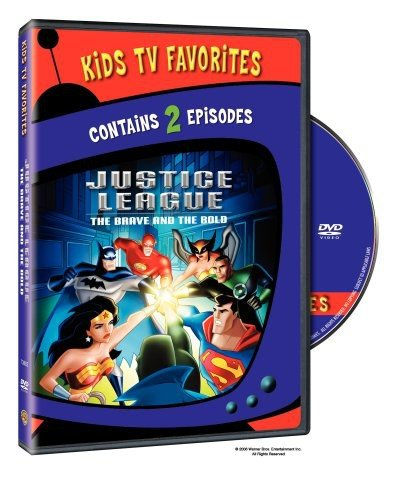 Justice League - The Brave and the Bold 1 (Kids TV Favorites)