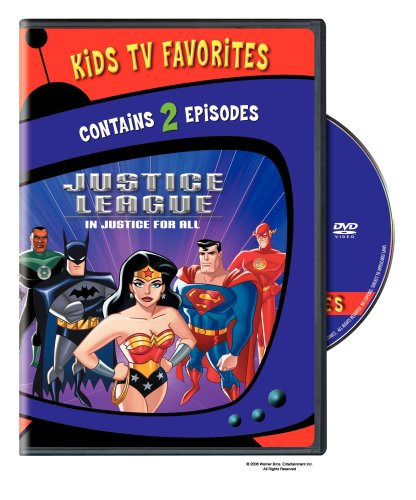 Justice League - The Brave and the Bold 2 (Kids TV Favorites)