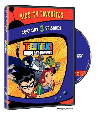 Teen Titans - Divide & Conquer 1 (Kids TV Favorites)