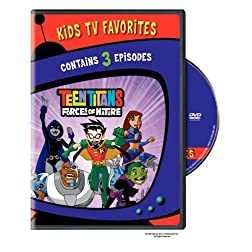 Teen Titans - Divide & Conquer 2 (Kids TV Favorites)
