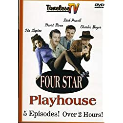 Four Star Playhouse (2pc) (B&W)