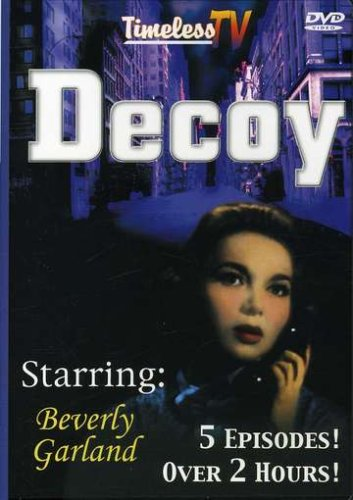 Decoy (1957) (2pc) (B&W)