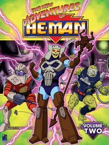 New Adventures of He-Man Vol. 2