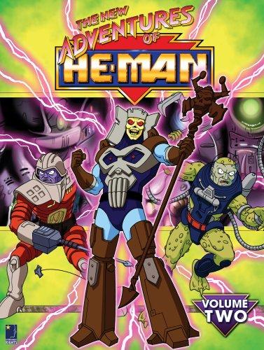 New Adventures of He-Man Vol. 2