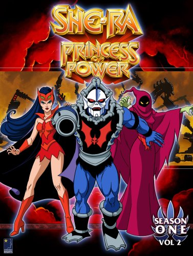 She-Ra - Princess of Power - Season One, Vol. 2