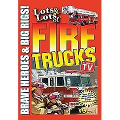 Lots and Lots of Fire Trucks Vol. 1