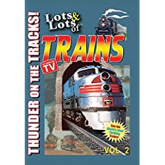 Lots and Lots of Trains Vol. 2