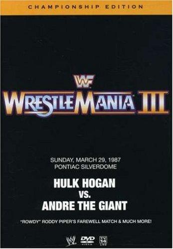 WWE - Wrestlemania III (Championship Edition)