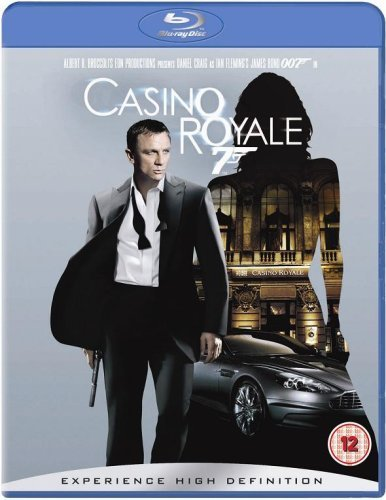 Casino Royale (2006) [Blu-ray]