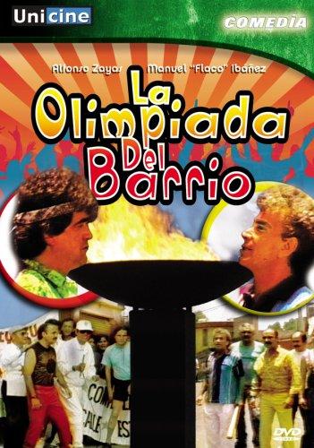 La Olimpiada Del Barrio