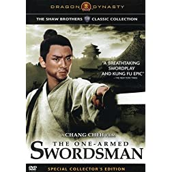 One Armed Swordsman