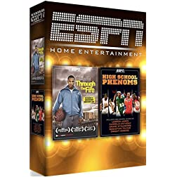ESPN 2-Pack: Through the Fire / High School Phenom