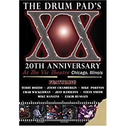 The Drum Pad's 20th Anniversary Show