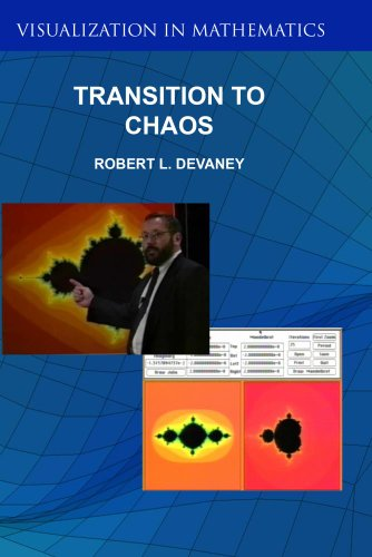 Transition to Chaos: The Orbit Diagram and the Mandelbrot Set