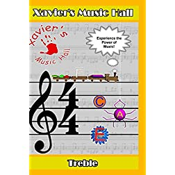 Xavier's Music Hall Vol 1: Treble