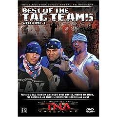 TNA Wrestling: Best of Tag Teams, Vol. 1