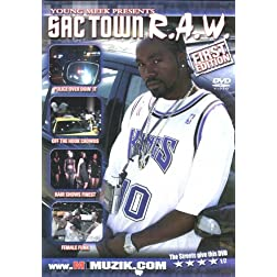 Young Meek Presents Sac Town R.A.W.