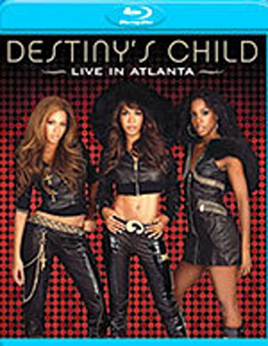 Destiny's Child: Live in Atlanta [Blu-ray]