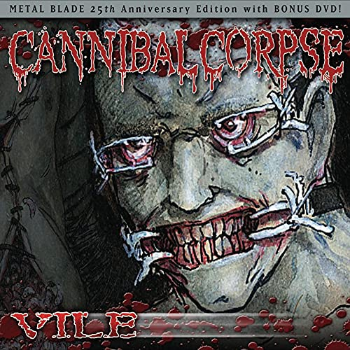 Cannibal Corpse - Vile (Mb 25th Anniv.) (CD + DVD) - Zortam Music