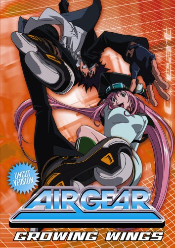 Air Gear, Vol. 2 - Growing Wings (Uncut)
