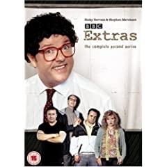 Extras - The Complete Second Series