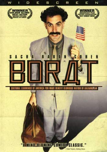 Borat - Cultural Learnings of America for Make Benefit Glorious Nation of Kazakhstan (Widescreen Edition)