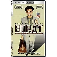 Borat - Cultural Learnings of America for Make Benefit Glorious Nation of Kazakhstan [UMD for PSP]