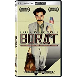 Borat - Cultural Learnings of America for Make Benefit Glorious Nation of Kazakhstan [UMD for PSP]
