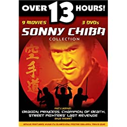 Sonny Chiba Collection