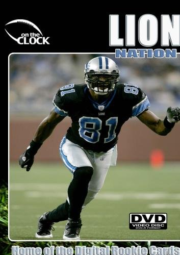 Lions - The Keys to Super Sunday # XLI (Featuring the 2006-2007 Draft Class)