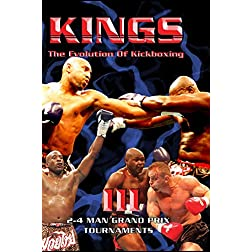 Ring Kings III - The Evolution of Kickboxing